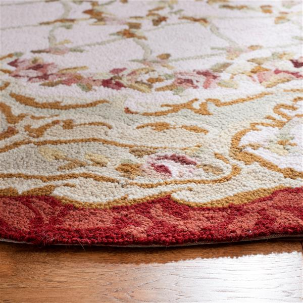 "Safavieh Chelsea Decorative Rug - 2' 6"" x 8' - Ivory"