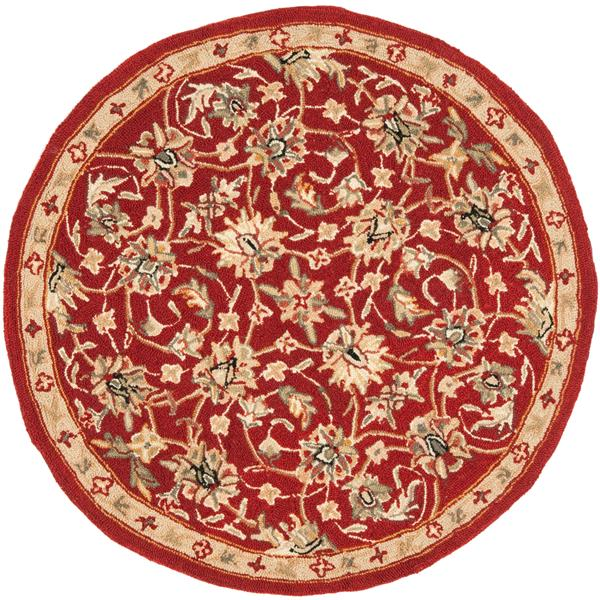 Safavieh Chelsea Decorative Rug - 4' x 4' - Ivory