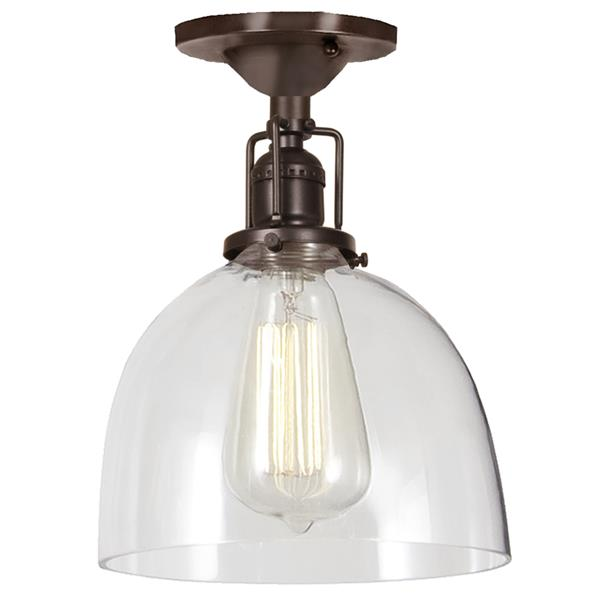 JVI Designs Union Square One Light Madison Ceiling Mount