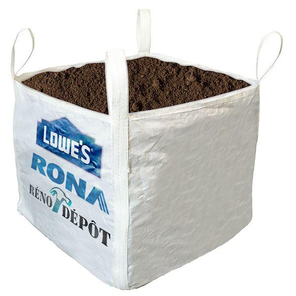 1-Cubic Yard Bulk Bag - Grading Top Soil