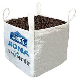 1-Cubic Yard Bulk Bag - Garden Soil