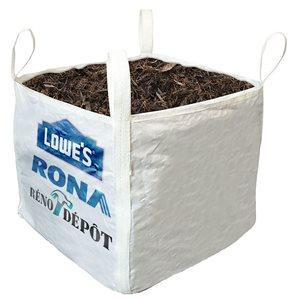 Mulch - 1 Cubic Yard Delivered - Wood - Black