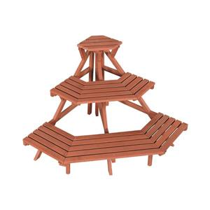3-Tier Plant Stand - 38