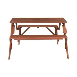 Convertible Picnic Table - Bench - 58