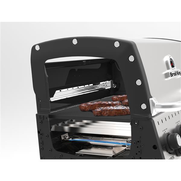 Broil King® Baron S420 Propane Gas BBQ - 40,000 BTU