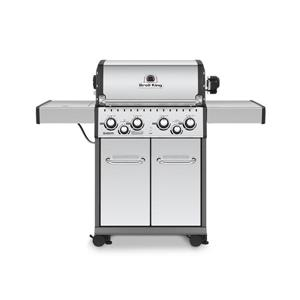 BBQ au gaz naturel Broil King(MD) Baron S490 Pro, 40,000 BTU