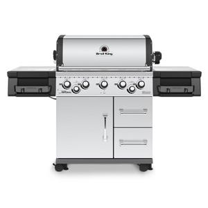 BBQ au gaz naturel Broil King(MD) Imperial 590, 55,000 BTU