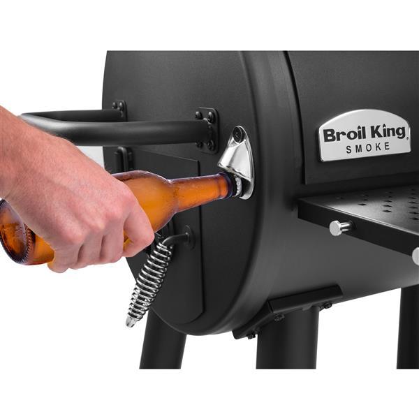 Broil King® Smoke XL Grill - Charcoal - Matte Black