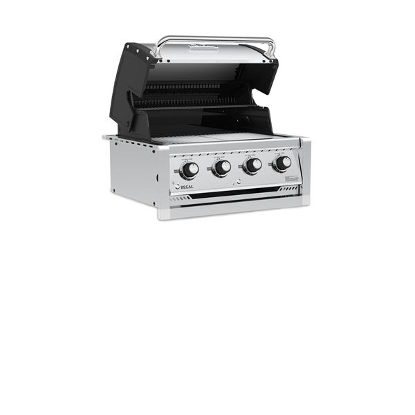 Broil King® Regal S420 Natural Gas Built-In - 44,000 BTU