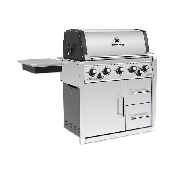 Broil King® Imperial 590 Propane Gas Built-In Cabinet