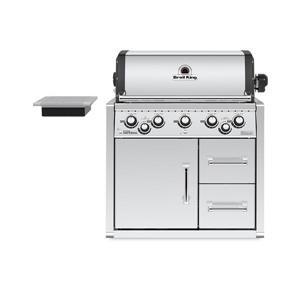 Broil King® Imperial 590 Natural Gas Built-In Cabinet