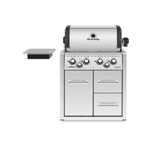 Broil King® Imperial 490 Natural Gas Built-In Cabinet