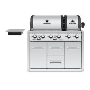 Broil King® Imperial XLS Natural Gas Built-In Cabinet