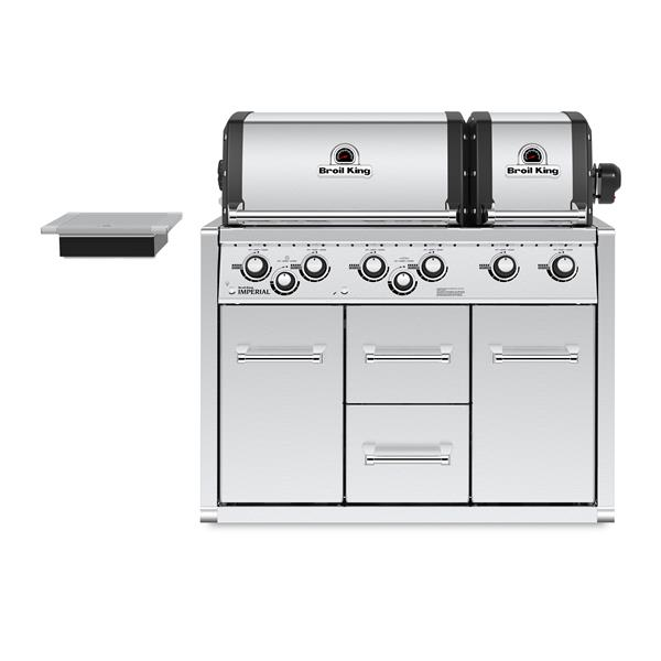 Broil King ® Imperial XLS Propane Gas Built-In Cabinet