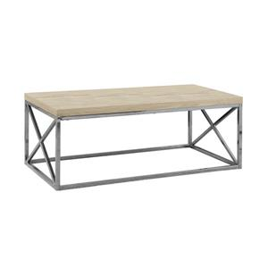 Table basse ractangulaire, 44