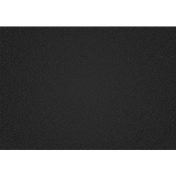 Monarch Contemporary Coat Rack - 71-in - Black