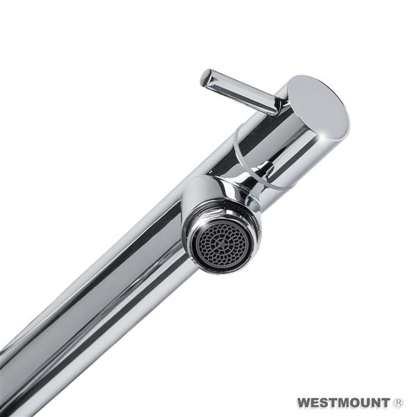 Westmount Lincoln Kitchen Faucet Pull-Down Spray - 27-in