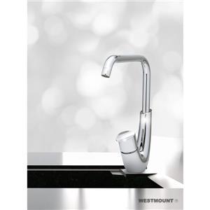 Consuela Kitchen Faucet Single Lever - Polished Chrome - 12