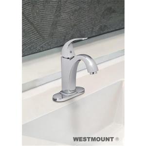 HAYWARD, Solid Brass, Single Lever Bathroom Faucet