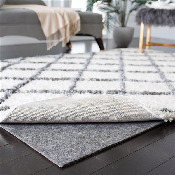 Safavieh Padding Rug - 12' x 15' - Gray