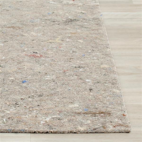 Safavieh Padding Rug - 10' x 14' - Gray