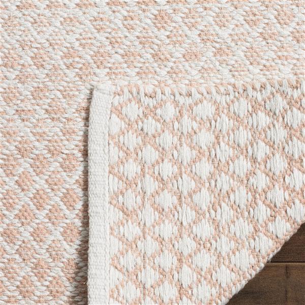 Safavieh Montauk Ombre Rug - 3' x 5' - Cotton - Beige/Ivory