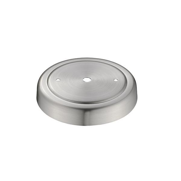 Golden Lighting Carver 3-Light Bathroom Vanity Light - Pewter