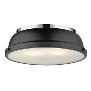Duncan Flush Mount Light - 14
