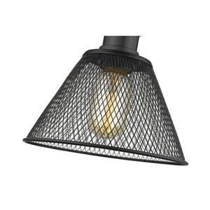 Golden Lighting Homestead 4-Light Chandelier - 60W - Rubbed Bronze