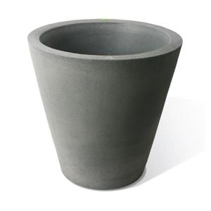 "Algreen Products Olympus Self-Watering Planter - 26"" x 26"" - Taupe"