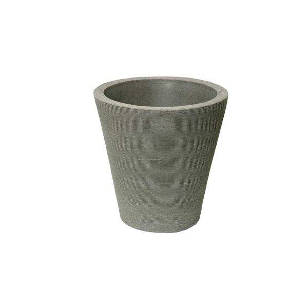 """Algreen Products Olympus Self-Watering Planter - 14.5"""" x 14"""" - Taupe"""