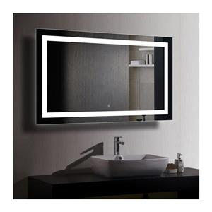 GEF Bathroom Mirror LED Reflection, 30-in