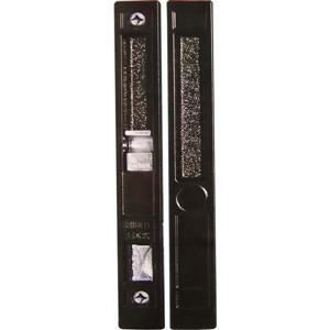 Ideal Security Mortise Handle for Patio Doors - Black
