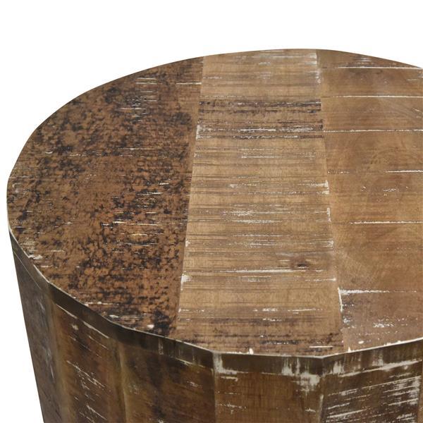 """Table d'appoint, 22"""" x 24"""", bois, naturel"""