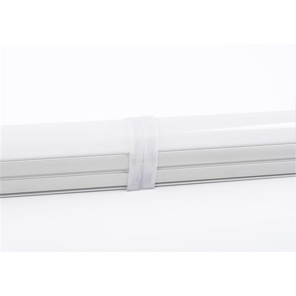 Tube T5 à connexion SmartRay(MD), DEL, 2 pieds, blanc