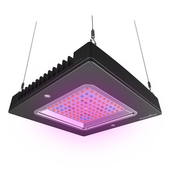 EmersonGrow® LED Digital Agri-Grow Light - Black