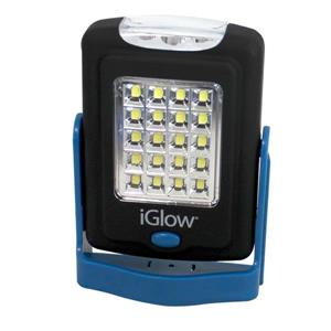 "iGlow Work Light with Magnet & Hook - 3.9"" x 3.4"""