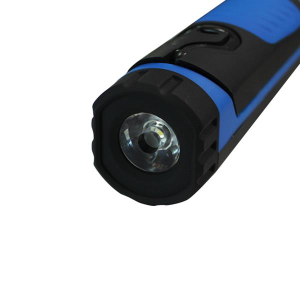 """iGlow 3-in-1 Work Light with LED - 5.5"""" - Black/Blue"""