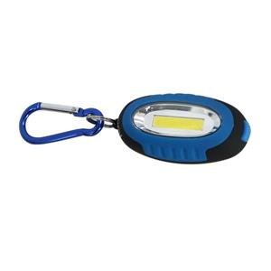 "iGlow COB Keychain Light - 5.5""x 1.6"" - Blue - 2 pcs"