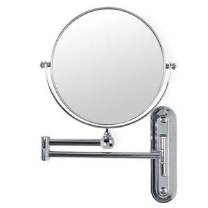 Better Living VALET Vanity Mirror for bathroom - 5X Magnify - 8-in