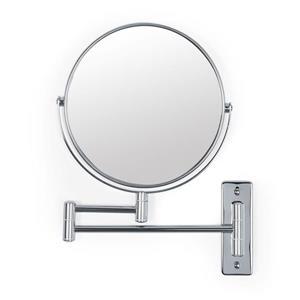 "Miroir mural pour salle de bain COSMO grossissant 5X,  8"""