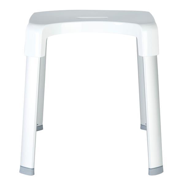 Better Living SMART 4 Shower Bench - White - 19-in x 16-in x 19-in
