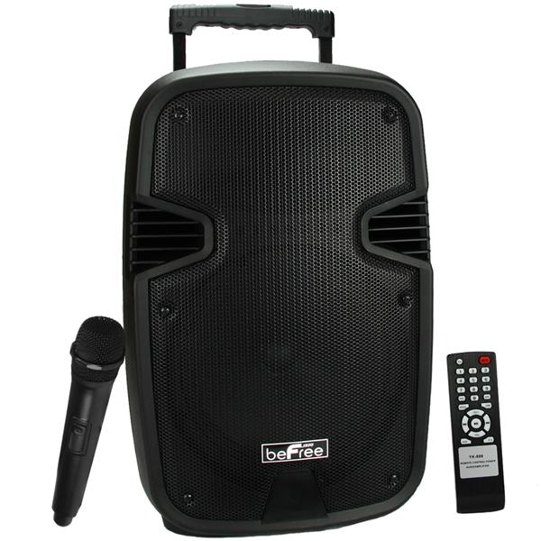 "BeFree Sound Bluetooth Portable Speaker - 20"" - Black"