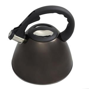 Mr. Coffee Clarendon Tea Kettle - Stainless Steel - Gunmetal