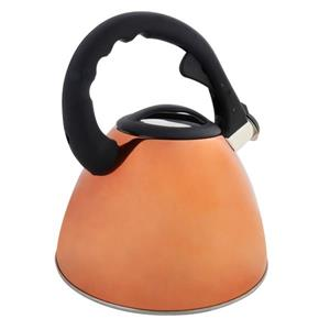 Mr. Coffee Clarendon Tea Kettle - Stainless Steel - Copper