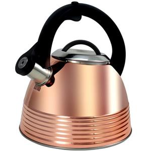 Mr. Coffee Bondfield Tea Kettle - 2.4 L - Copper Plated