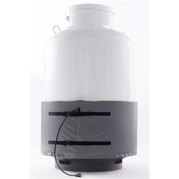 Powerblanket Lite Insulated Gas Cylinder Heater - Gray