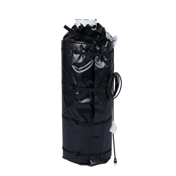 Gas Cylinder Heater - 50' x 52' - Plastic - Black