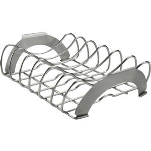 Napoleon Rib/Roast Rack - 18.25-in - Stainless steel