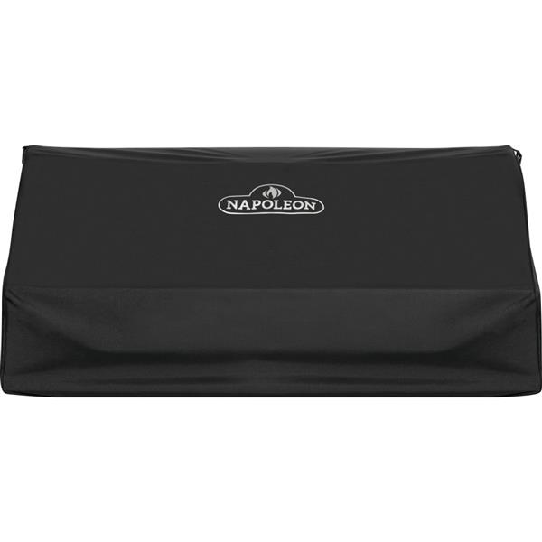 "Built-in Grill Cover - 44"" x 24"" - Polyester - Black"